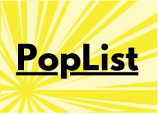 Poplist :